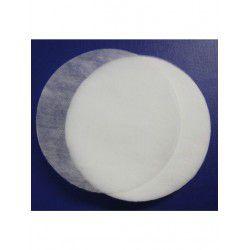 Melkfilter 115 mm, 100 stuks