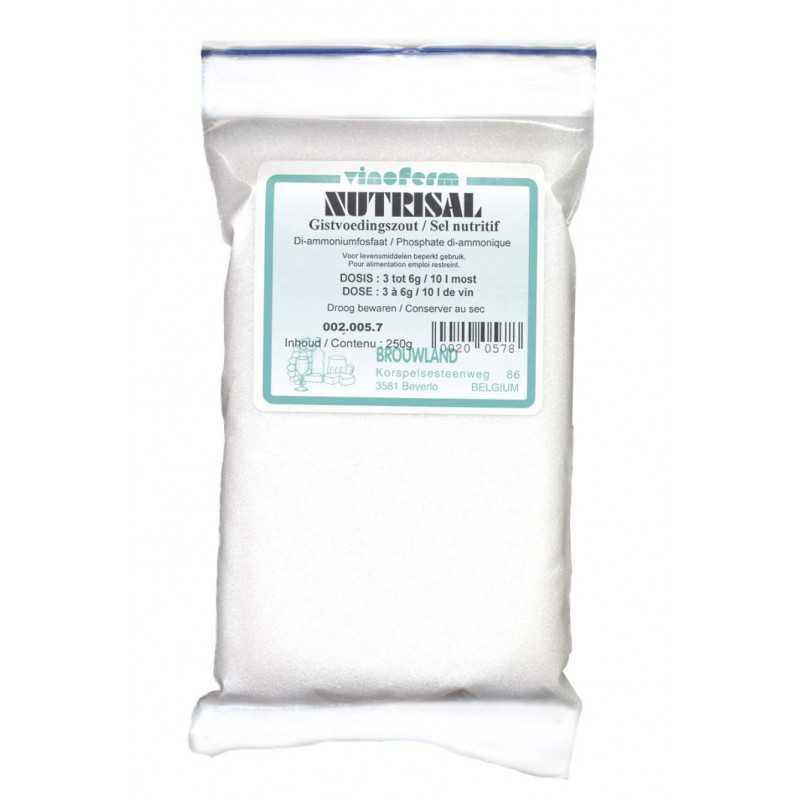 Gistvoedingszout Vinoferm 250 gram