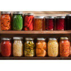 Melkzuurferment voor het verzuren van groenten