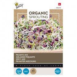 Organic Salade mengsel Pikant