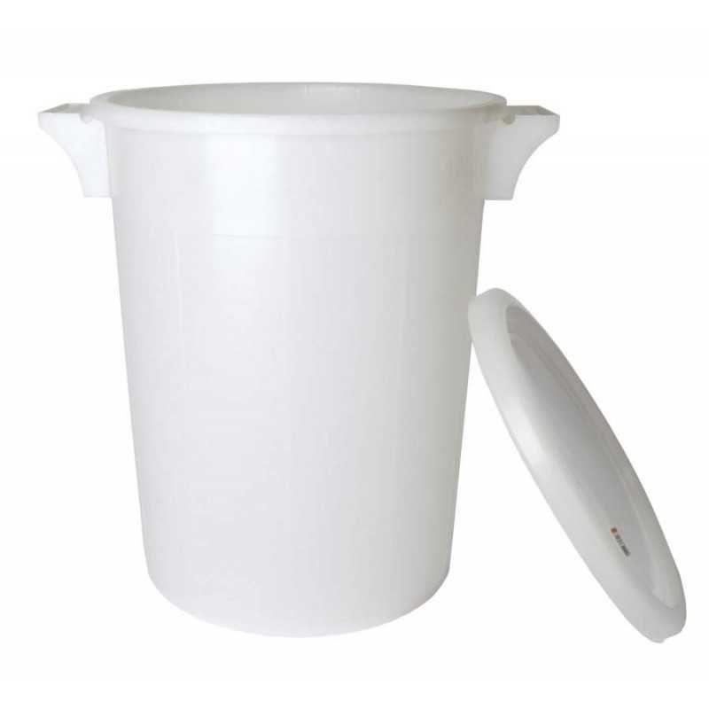 Emmer wit, 35 of 50 liter