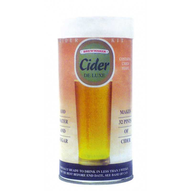 ciderpakket brewmaker premium voor 22 ltr