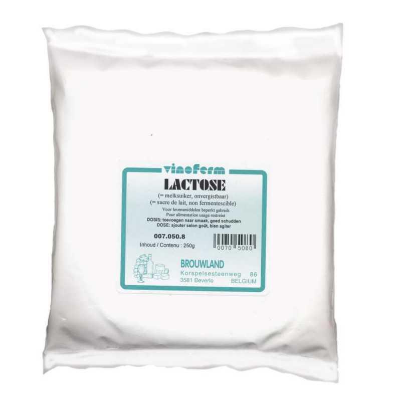 lactose (melksuiker) 250 g