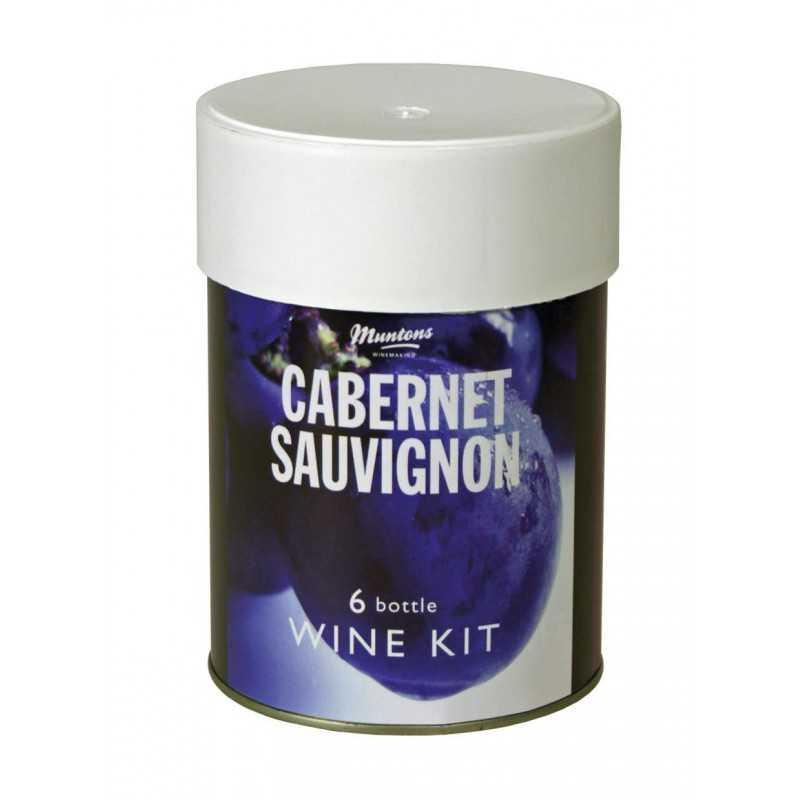 Druivenconcentraat Cabernet Sauvignon 900 g