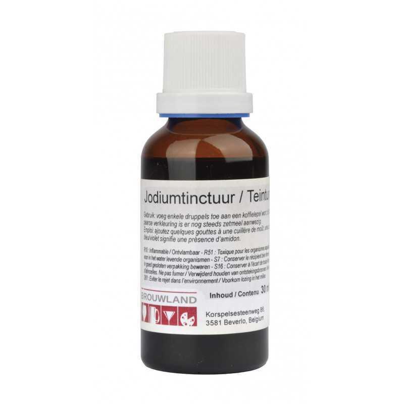 Jodiumtinctuur 30 ml