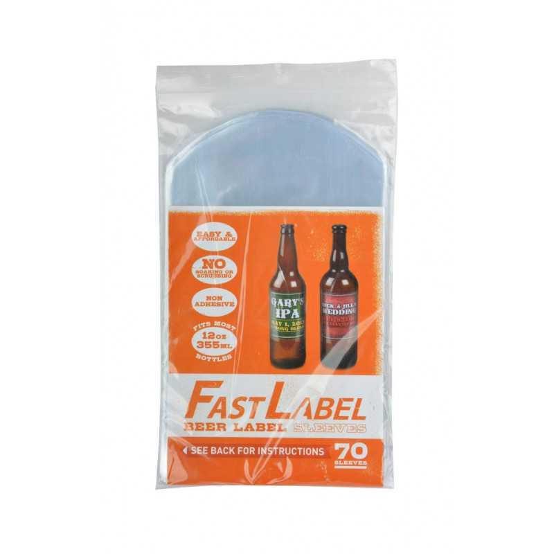 Fastlabel Beer Label Sleeves